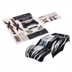 Traxxas X-Maxx ProGraphix Body w/Decal Sheet