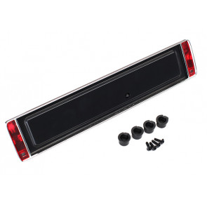 Traxxas Tailgate panel/ tail light lens (2) (left & right)