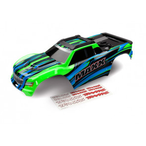 TRAXXAS Maxx Body with Decals - Green