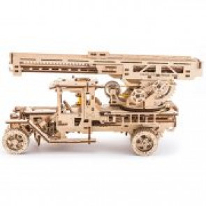 UGEARS FIRE TRUCK W/LADDER