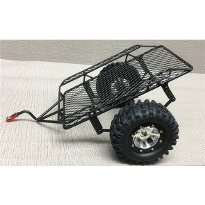 GRAVES RC HOBBIES UTILITY TRAILER 1/10 SCALE