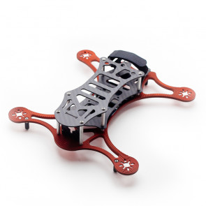 VooDoo Quads VDQ280 Carbon Pro Edition Quadcopter Kit, Orange