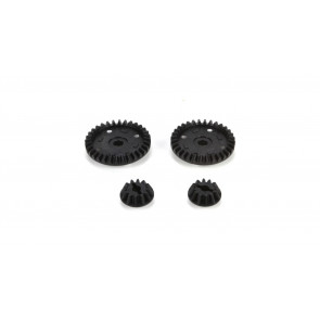 Vaterra Diff Ring Pinion 32T/12T Front and Rear: V100