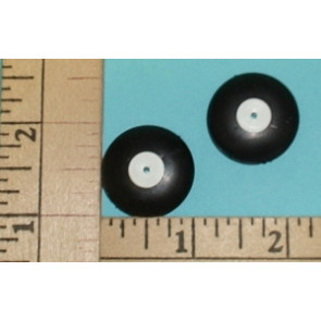"""Williams Brothers 3/4"""" Smooth Contour Wheels"""