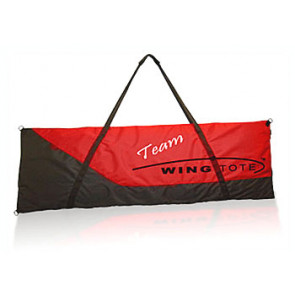 WING TOTE WING TOTE 74X20X3 RED/BK