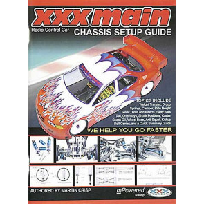 XXX Main Racing Touring Car Chassis Setup Guide
