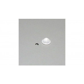 YUNEEC Front Bottom LED and Cover, White: Q500