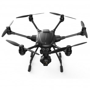 Yuneec Typhoon H RTF in Backpack with RealSense, ST16, CGO3+, 2 Batteries and Wizard