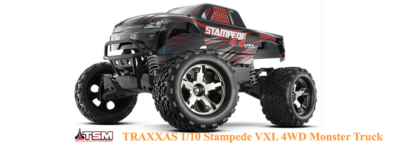 Traxxas Stampede