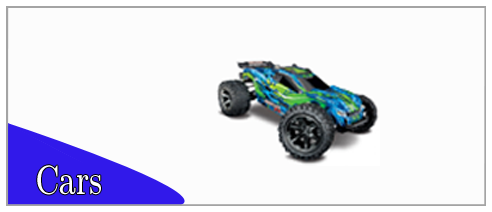 RC Cars and Trucks Remote Controlled Hobby