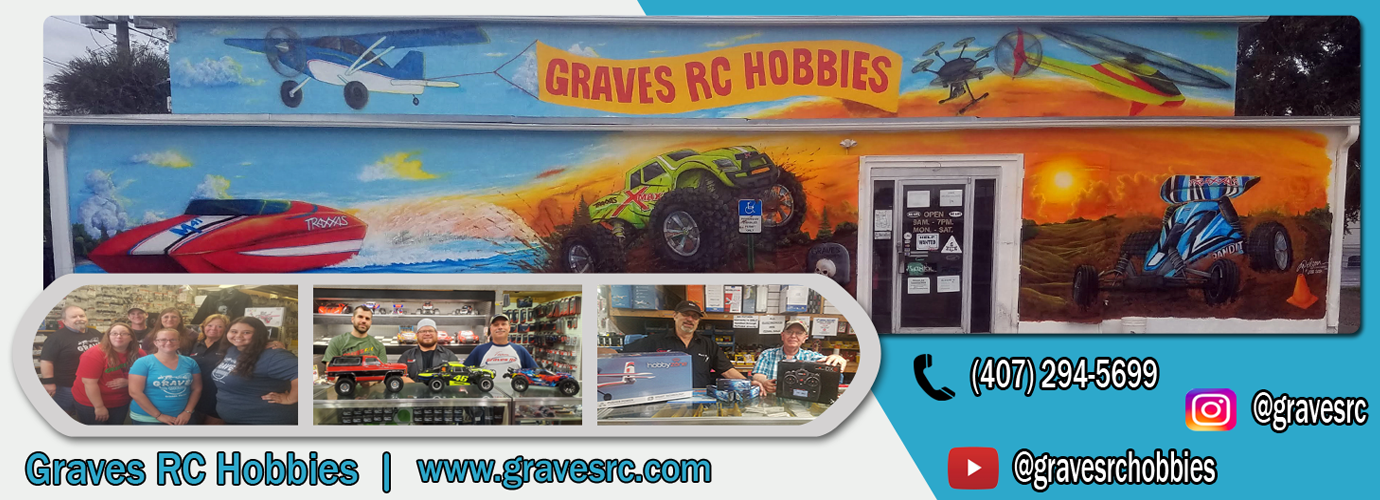 Graves Rc Hobby And Accessories Shop Remote Controlled Hobby