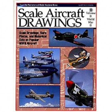 AIR AGE PUBLISHING AIRCRAFT DRAWING WWII, VOL 2