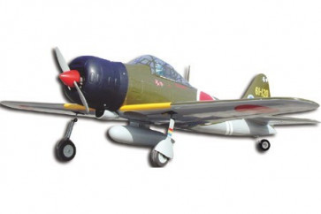 AirBorne Models Zero Fighter Giant Scale