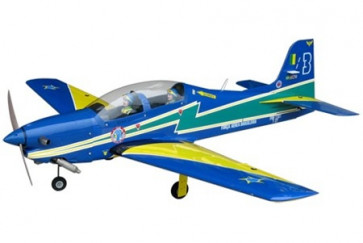 AIRBORNE MODELS TUCANO 60 (BLUE/GREEN)