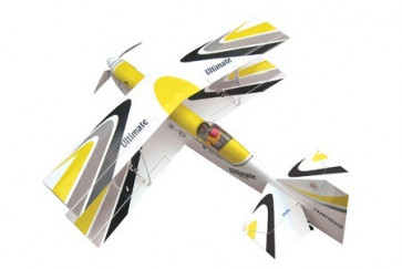 ABME251Y AIRBORNE MODELS ULTIMATE EP, YELLOW
