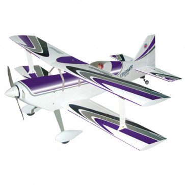 Airborne Models Ultimate Biplane 40 ARF Purple