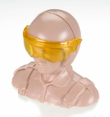 Williams Brothers 1/6 Pilot Bust Kit Military