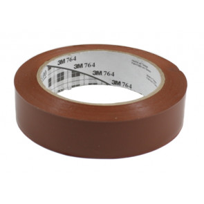 "3M 1"" X 36 YARD BROWN TAPE"