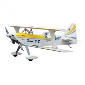 AirBorne Models Ultimate 120S ARF, Yellow