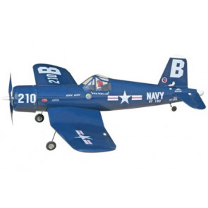 AIRBORNE MODELS F4U Corsair EP w/Brushless Motor & Retracts