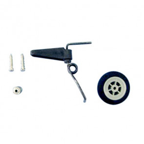 AIRBORNE MODELS TAIL WHEEL ASSEMBLY