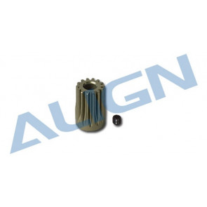 ALIGN T-REX 450 430SP BRUSHLESS MOTOR PINION GEAR, 14T