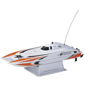 AquaCraft Mini Wildcat Catamaran RTR Orange