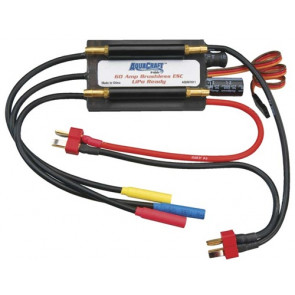 AquaCraft 60 Amp Brushless Marine ESC