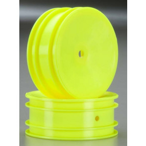 Associated Front Buggy Dish Wheel Yellow (2)