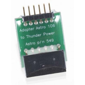 "Astroflight ""Blinky"" Balancer Adaptor for Thunder Power Batteries"