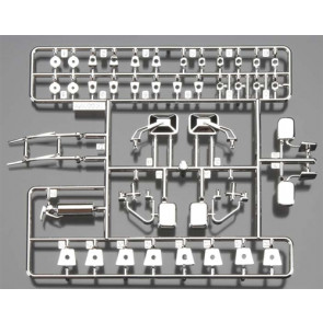 Axial Exterior Detail Parts Tree Chrome