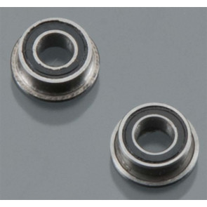 Axial Flanged Bearing 6x3x2.5mm (2)
