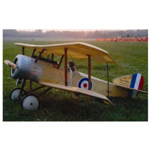 BALSA USA SOPWITH PUP 1/4 SCALE