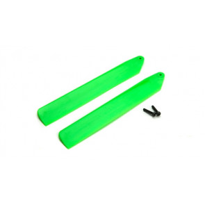 BLADE Hi-Performance Main Blade Set, Green: mCP X BL