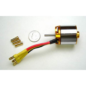 BP HOBBIES BRUSHLESS OUTRUNNER MOTOR FOR HELI-3.2MM SHAFT