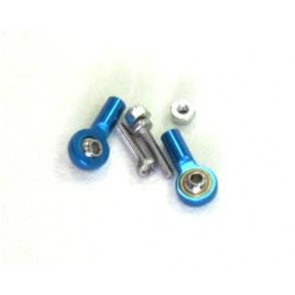 CENTRAL HOBBIES 2MM Ball Link Aluminum