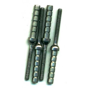 "CENTRAL HOBBIES Titanium Pushrod Rod Ends .210"", 4-40"