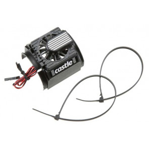 Castle Creations Cooling Fan & Shroud for 1/8th Motors