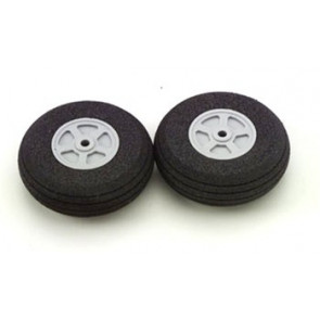 "Dave Brown Treaded Lite Flite Wheels 2-1/4"" (2)"