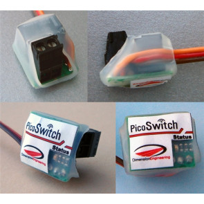 DIMENSIONENGINEERING PicoSwitch Radio Controlled Relay