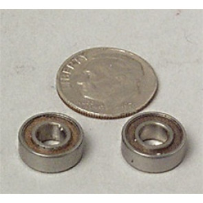 Duratrax Bearing 5x11mm Stainless (2)