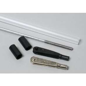 Dubro Nylon Steel Rod Assembly