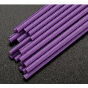 "Dubro 12-1/4x1/8"" Antenna Tube Purple (24)"