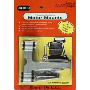 Dubro Vibration Reducing Motor Mount 1.20 2/4-Stroke