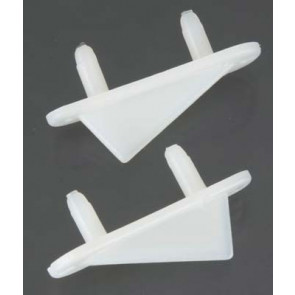 "Dubro Wing Tip/Tail Skid 1-1/4"" (2)"