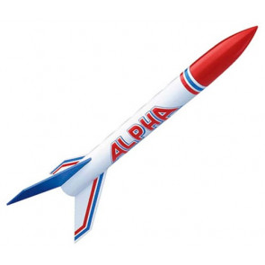 Estes Alpha Standard Engine Rocket Kit