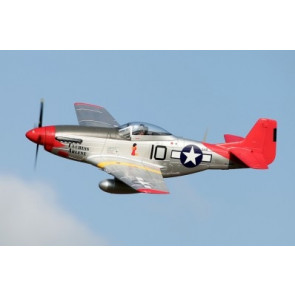 FMS 1400mm P51D (V8) Red Tail PNP