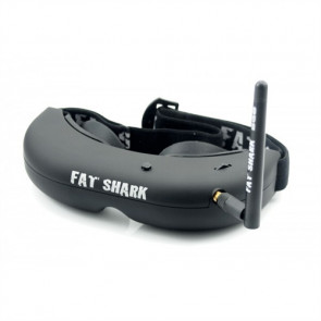 Fat Shark Attitude SD FPV Goggles