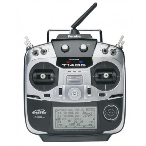 Futaba 14SGA 14-Channel 2.4GHz Air Computer Radio