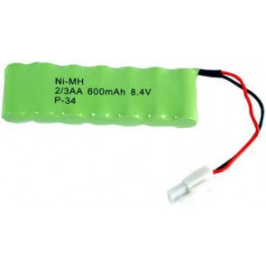 GLOBAL BATTERY P-51 FLAT CELL